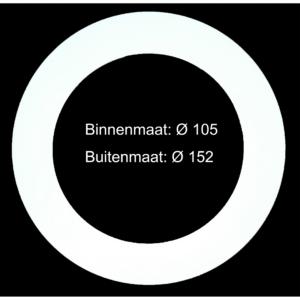 Verloopring Ø 105-152mm-0