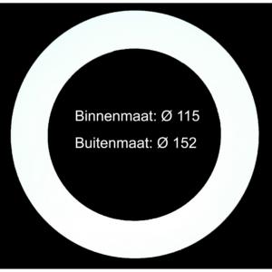 Verloopring Ø 115-152mm-0