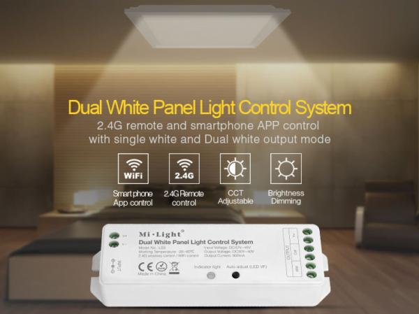MI-LIGHT LED PANEEL 4 ZONE CONTROLLER-4412