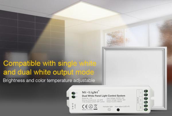 MI-LIGHT LED PANEEL 4 ZONE CONTROLLER-4413