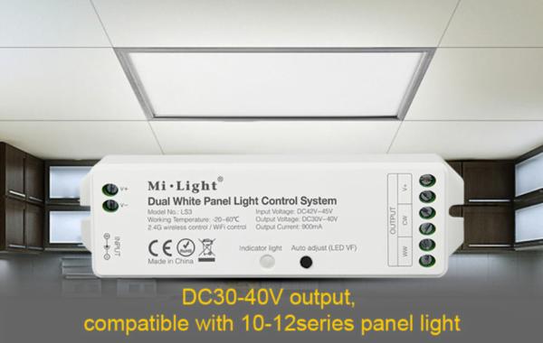 MI-LIGHT LED PANEEL 4 ZONE CONTROLLER-4416