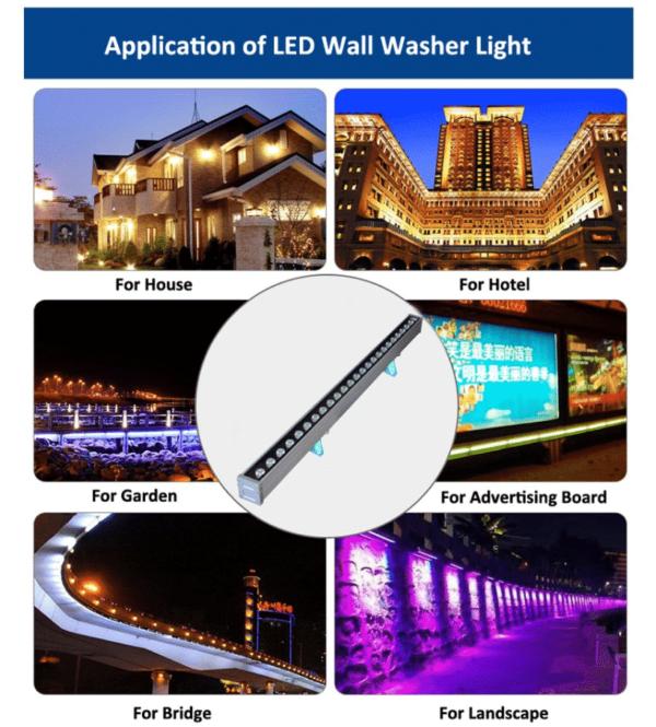 LINEAR LED WALLWASHER 36W-5499