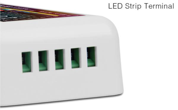 MI-LIGHT 4 ZONE RGB+W STRIP CONTROLLER-4720