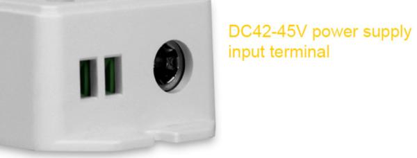 MI-LIGHT LED PANEEL 4 ZONE CONTROLLER-4418