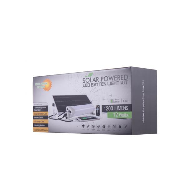 SOLAR LED TRI-PROOF IP65 12W-4225