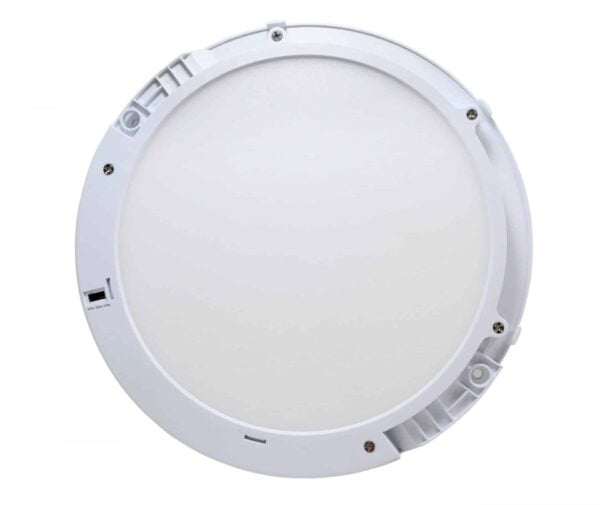 LED IN- EN OPBOUW DOWNLIGHT DIMBAAR + CCT Ø220MM-6107