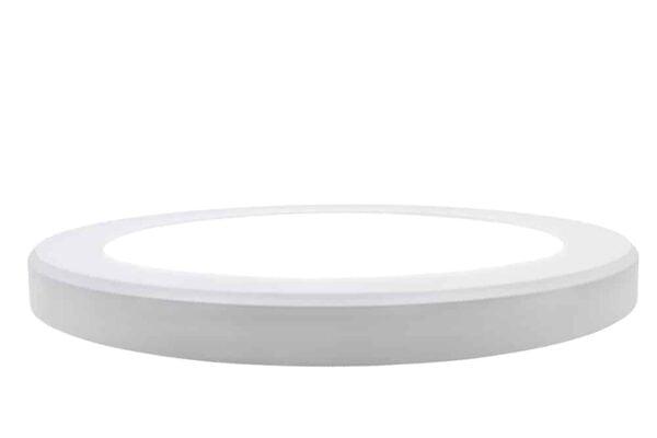 LED IN- EN OPBOUW DOWNLIGHT DIMBAAR + CCT Ø220MM-6106