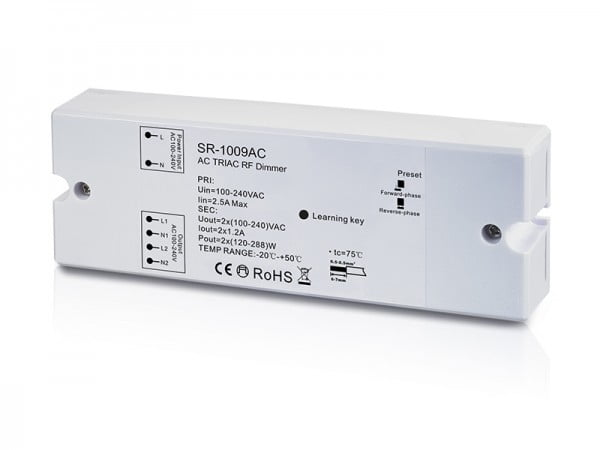 DIMMER DRAADLOOS VOOR TRIAC LED DRIVERS-0