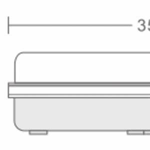 LED GALERIJ / PORTIEKVERLICHTING IP65-6006