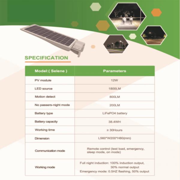 SOLAR MET SENSOR 12W-3403